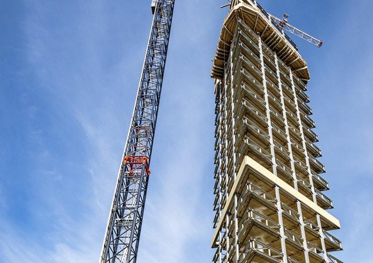 Torenvanoud Thehague Construc